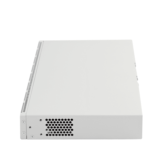 Ethernet-switch MES2324P 24 ports 10/100/1000BASE-T (PoE/PoE+) and 4 ports 10GBASEX(SFP+)/1000BASE-X (SFP)